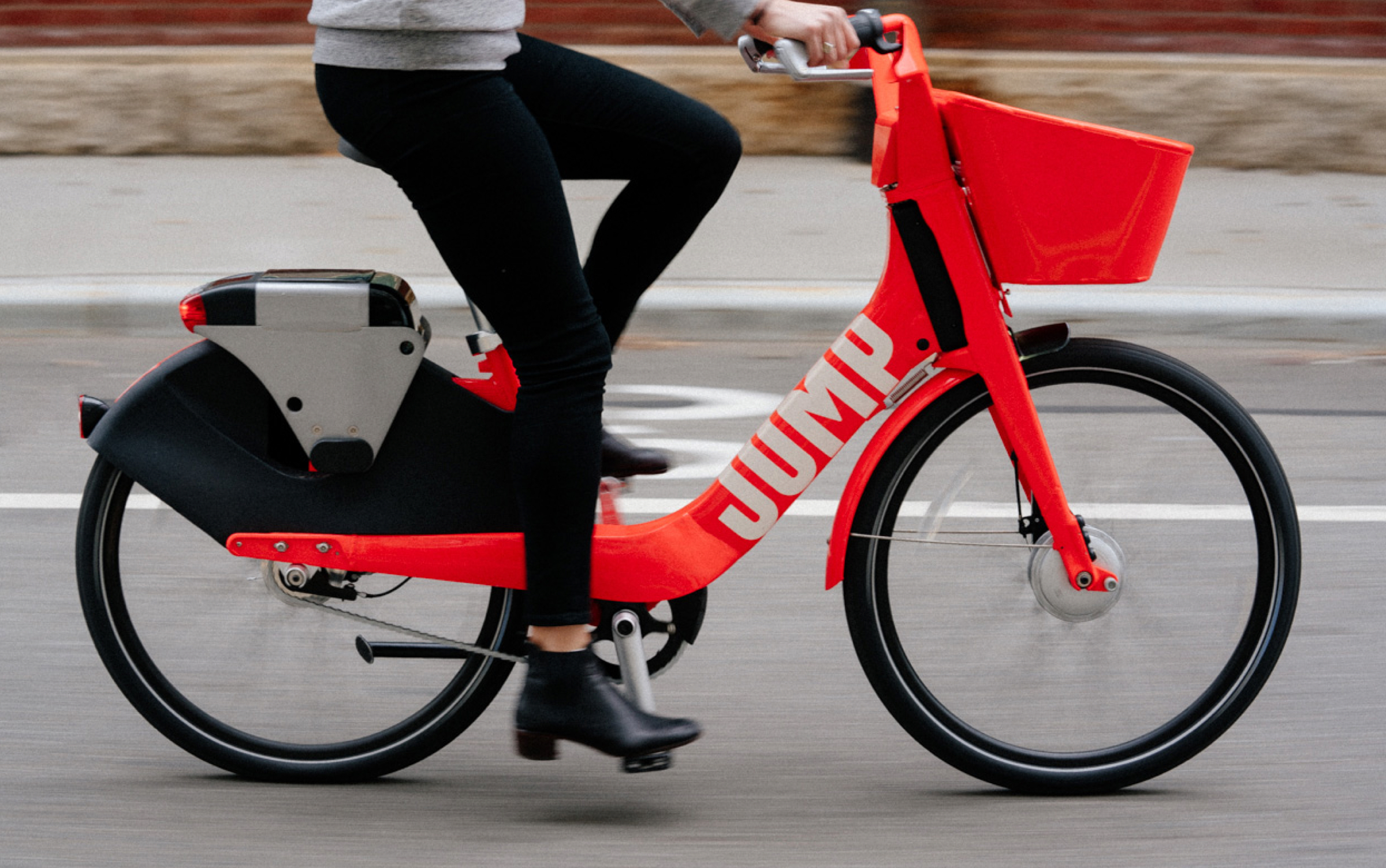 JUMP - Electric Bike Share