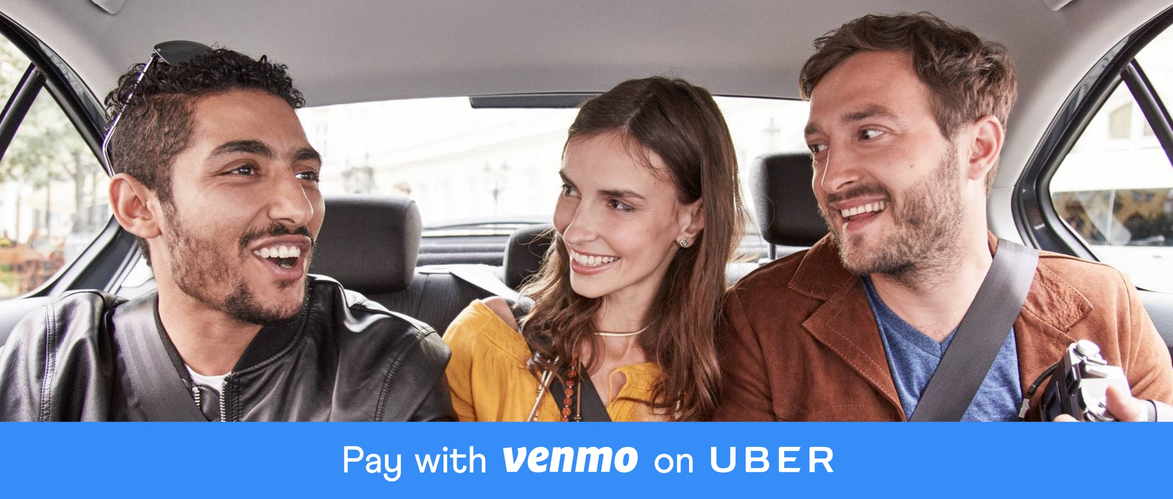 Use Venmo to Pay for Uber and Uber Eats