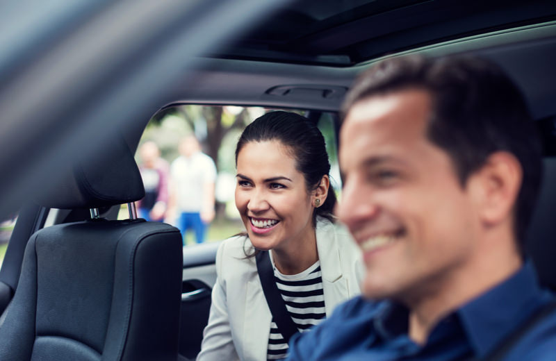 How To Tip Your Driver | How Uber Works For Riders