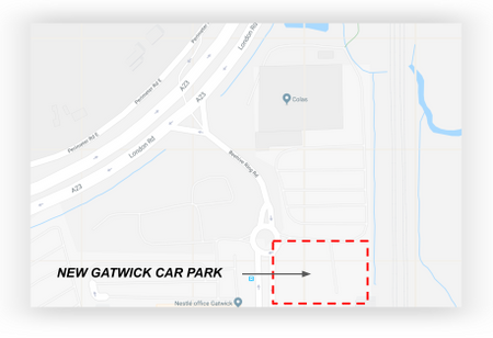 Instructions For Drivers At Gatwick International (LGW) Airport | Uber