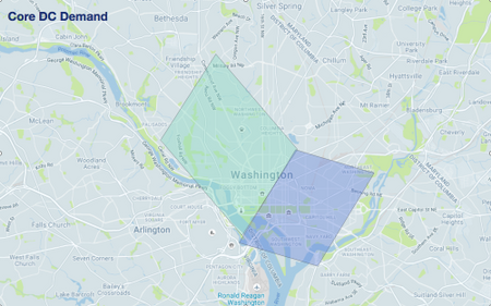 Where to Drive in Washington, DC | Uber
