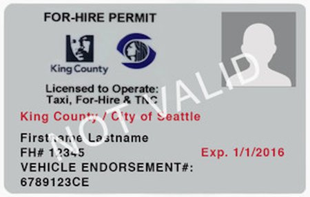 Local Regulations and Testing   Seattle   Uber