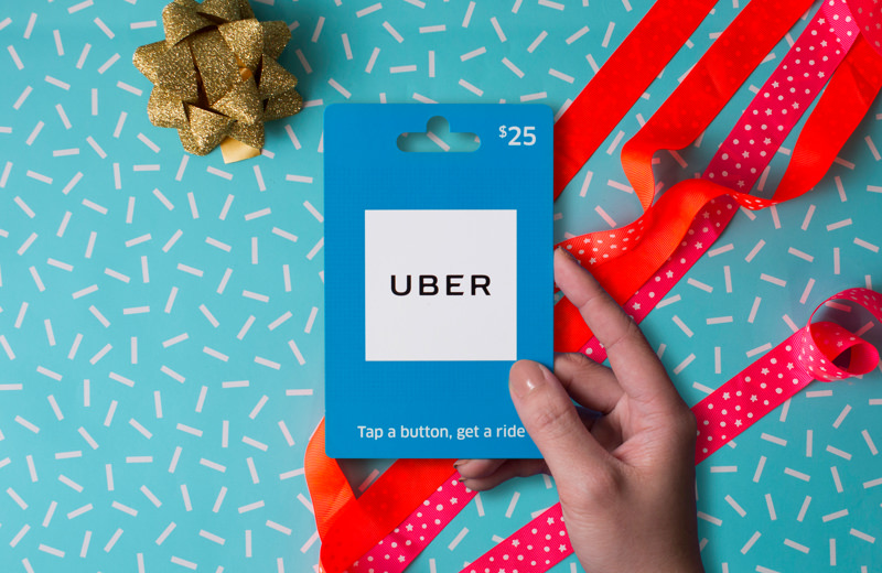 Purchase Gift Cards For Uber   Available in Store