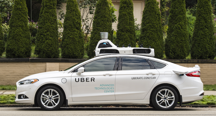 Self Driving Cars Explore Pittsburgh Uber