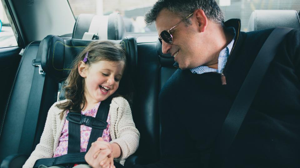 Uber Car Seat | New York City Guide | Ride Uber