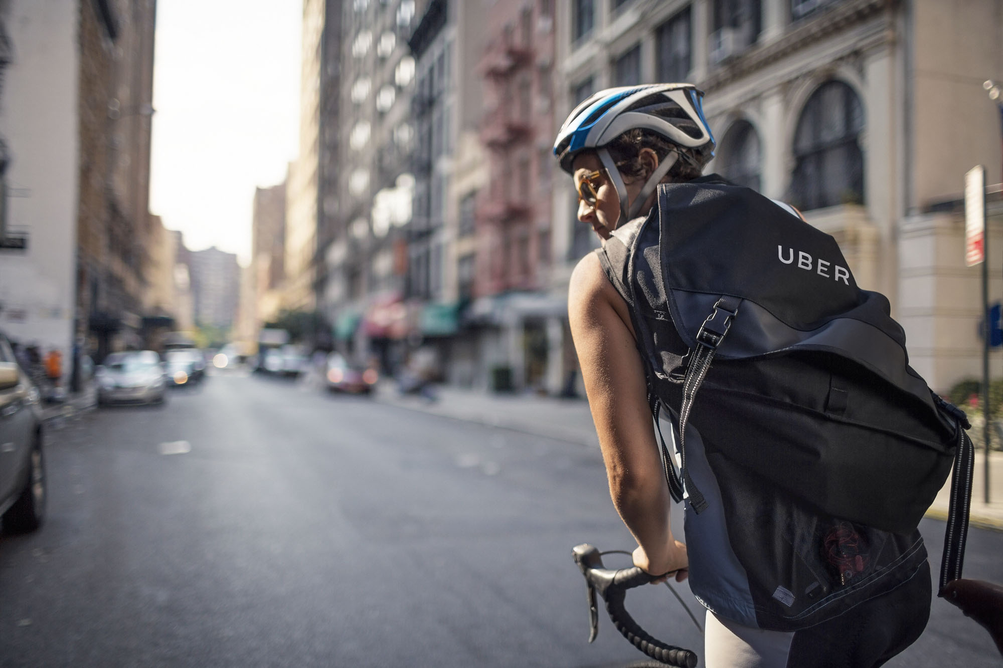 Food Delivery In NYC UberEATS Ride Uber - Uber heat map us
