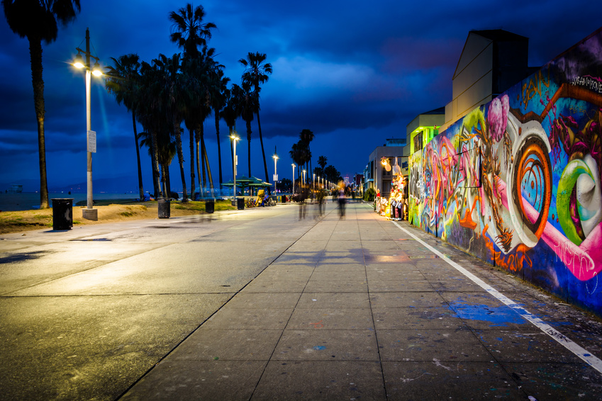 Things To Do In Venice Discover Los Angeles Uber