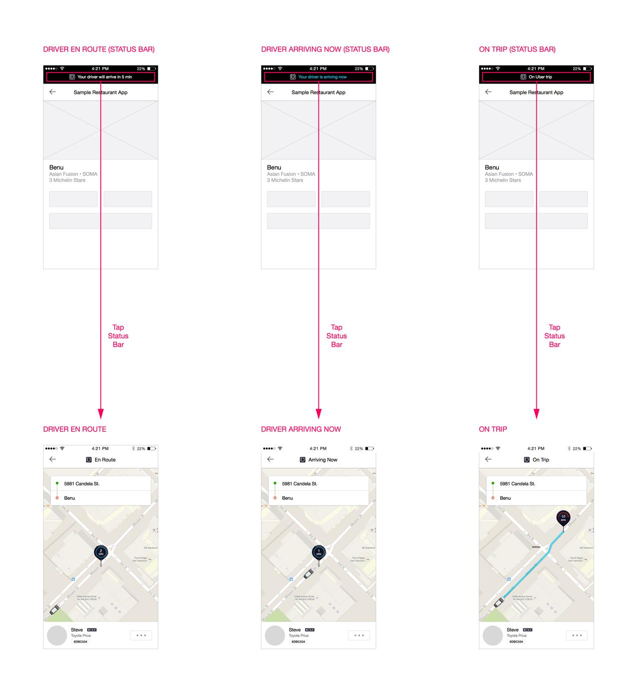 Developers   Uber